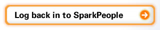Log back in to SparkPeople