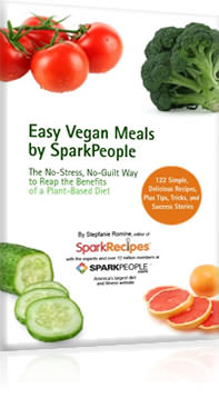 Easy Vegan Meals by SparkPeople