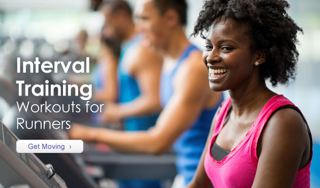 Interval Training Workouts for Runners