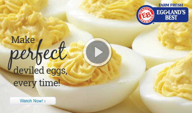 Make Perfect Deviled Eggs, Every Time!