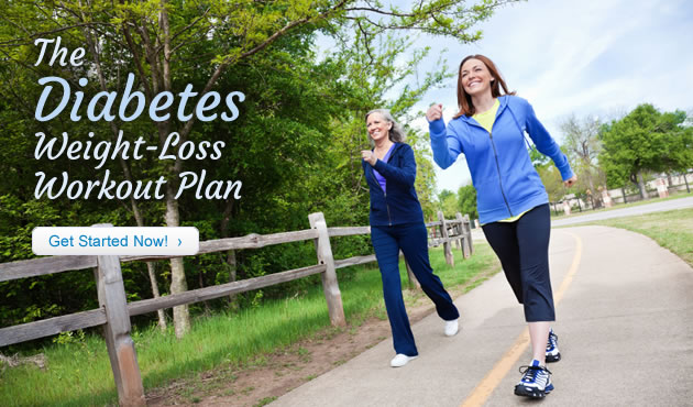 The Diabetes Weight Loss Challenge