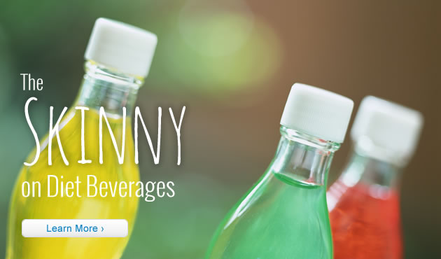 The Skinny on Diet Beverages