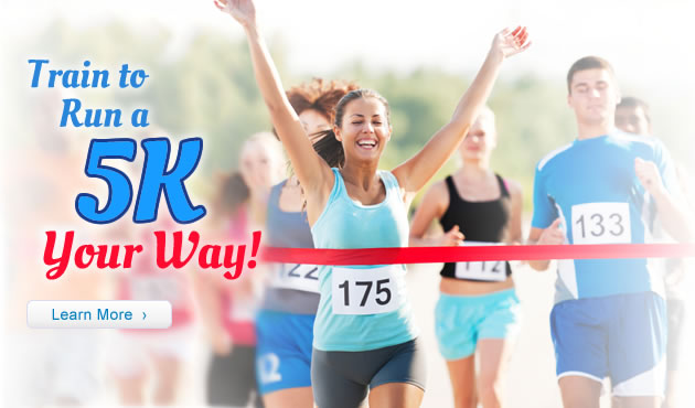 Spark Your Way to a 5K