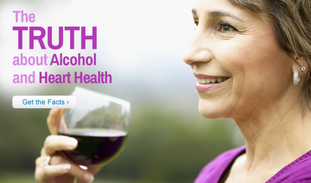 The Truth about Alcohol and Heart Health